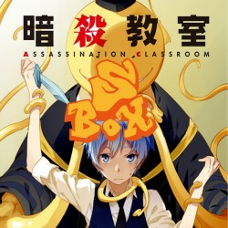 S BOX  ASSASSINATION CLASSROOM